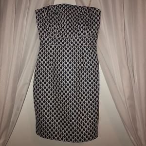 NEW 00 Lilly Pulitzer Josephina Jacquard Dress